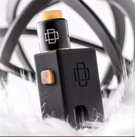 Druga Squonk Authentic Squonker By Augvape druga 22 squonk mod by augvape previewed ecigclick