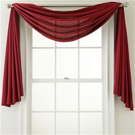 Scarves For Windows Designs 1000 Ideas About Window Scarf On Pinterest Scarf Valance Valances And Window Treatments
