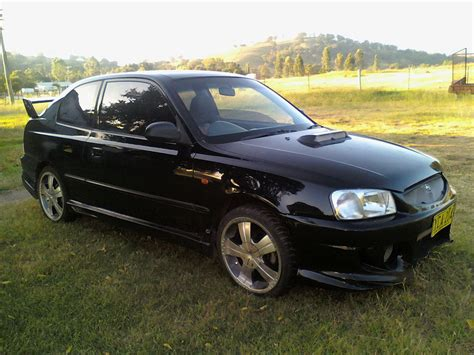 Hyundai 2001 Accent by 040340570 2001 Hyundai Accent Specs Photos Modification