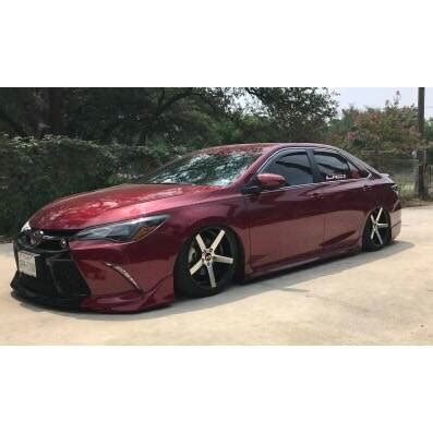 airforce suspension toyota w / air lift controls : avalon