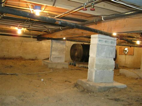 what is a crawl space basement dirt floor crawl space