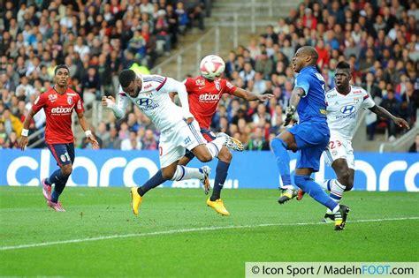Calendrier 9eme Journee Ligue 1 Photos Ol But Alexandre Lacazette 05 10 2014 Lyon