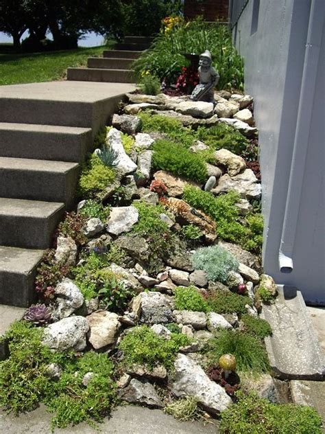 20 Beautiful Rock Garden Design Ideas Shelterness Garden Of Rocks
