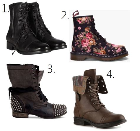 fashion combat boots for ryanne fashion obsessions combat boots