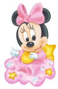 baby minnie clipart