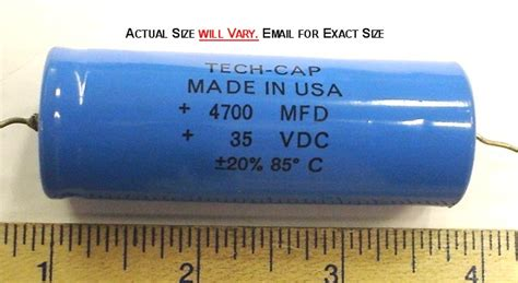 4700 microfarad capacitor 47 mfd electrolytic capacitor 28 images 47 mfd 100v capacitor all electronics corp 0 47uf