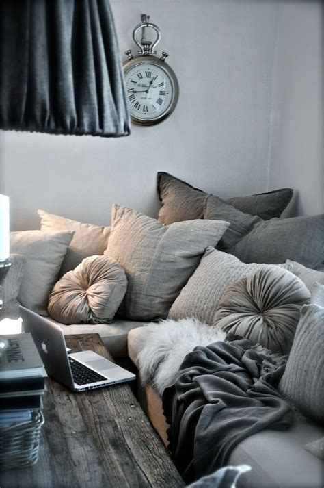 Comfy Grey Sofa 102 Best Images About Color Gray Home Decor On