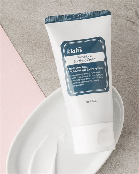 Klairs Rich Moist Soothing klairs rich moist soothing for skin soko glam