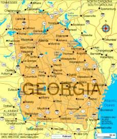 georgias map atlas