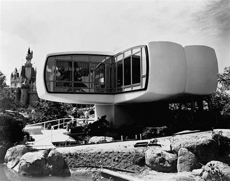 Monsanto House Of The Future by June 12 1957 Future Is Now In Monsanto S House Wired