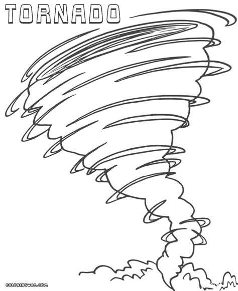 tornado coloring pages my blog