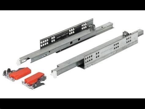 undermount drawer slides australia blum tip on do tandem z synchronizacj艱 monta蠑owy