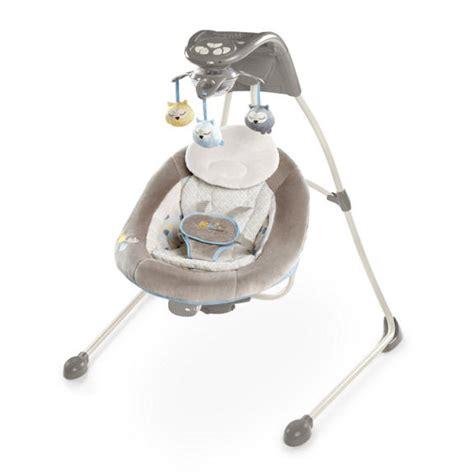 ingenuity swing batteries inlighten cradling swing winslow