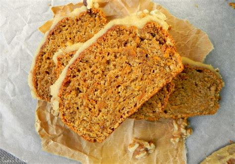 healthy vegan carrot cake with cheese icing ceara