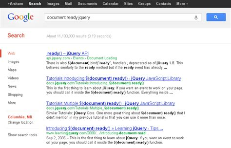 pic split testing search engine results page again