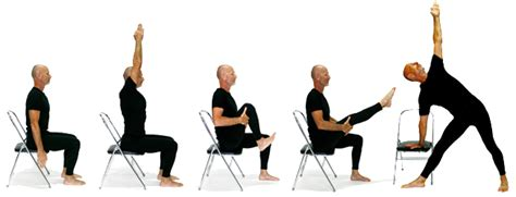 Armchair Exercises by For Seniors Liveyogalife