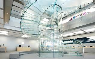 Apple Store Glass Stairs by Red Sox Captain And Team Members Aerosmith Bassist At