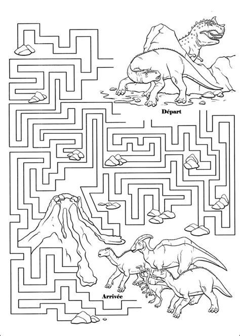 printable dinosaur maze ot israelites wandering in the wilderness ss take