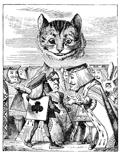 cat wallpaper john lewis file alice par john tenniel 31 png wikimedia commons