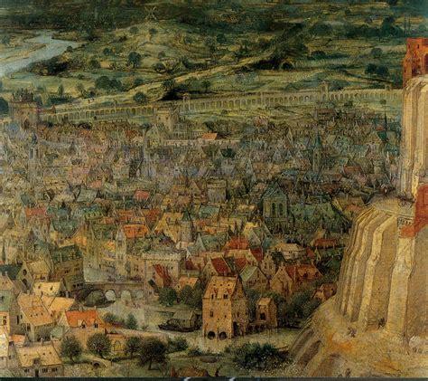 Tour à Bois 1735 by Clio Team 1563 Bruegel L Ancien La Tour De Babel Detail