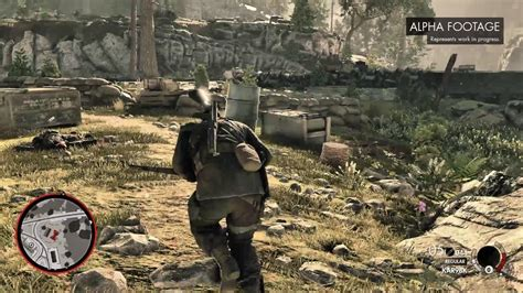 Kaset Ps4 Sniper Elite 4 17 minutes of sniper elite 4 gameplay in 1080p ign