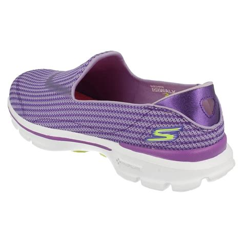 Sepatu Skechers Goga Mat skechers go walk 3 goga mat slip on pumps 13980 ebay