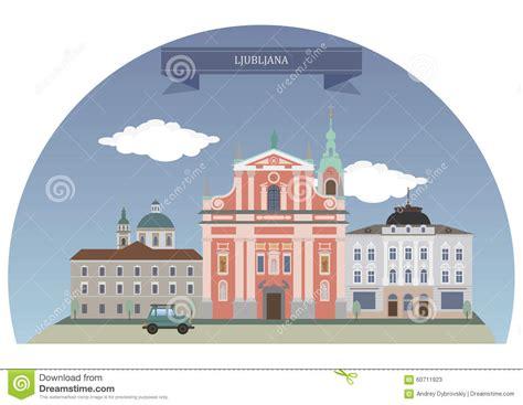 design management ljubljana ljubljana slovenia stock vector image 60711923