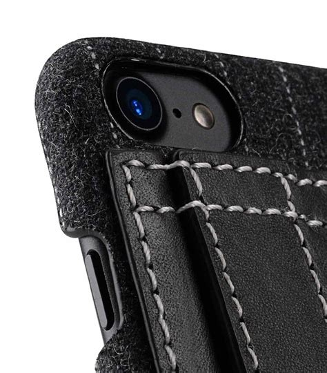 Rugged Iphone 7 47 Softhard Back Stand Dual Armor Cover 2801 series heri genuine leather dual card slot with stand for apple iphone 7 8 4 7 quot