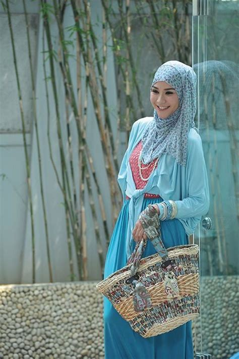 design baju zaskia adya mecca koleksi baju muslim dian pelangi cara memakai jilbab