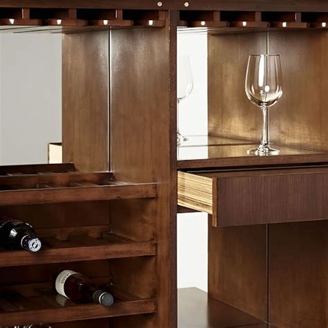 Uptown Cabinets by Uptown Bar Cabinet West Elm