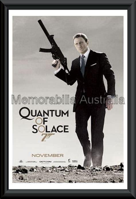 pemeran wanita film quantum of solace quantum of solace 007 poster framed q z movies