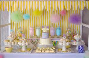 pastel baby shower ideas baby ideas