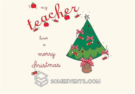 christmas wishes  teachers   happy