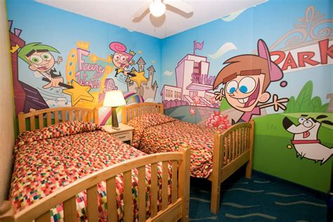 nick room panoramio photo of two bedroom kid suites at nick hotel in orlando