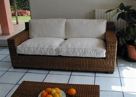 divani in midollino divano 3 p midollino multicolor offerte etnico outlet