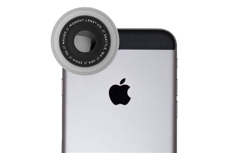 iphone 10x moment announces 10x macro lens for iphone digital photography review