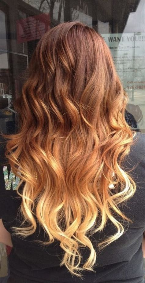 pictures of brown and blonde ombre hair 90 hottest ombre hairstyles for women ombre hair color