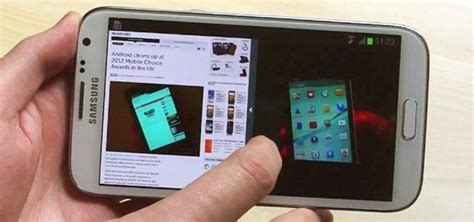 Samsung Multi Window how to mod your samsung galaxy note 2 for multi window view with any app 171 samsung galaxy note 2