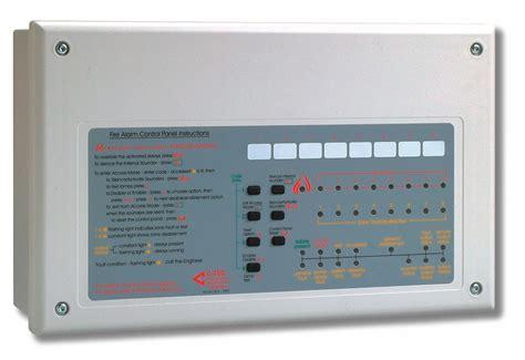 Alarm Panel c tec cfp704 4 standard 4 zone alarm panel