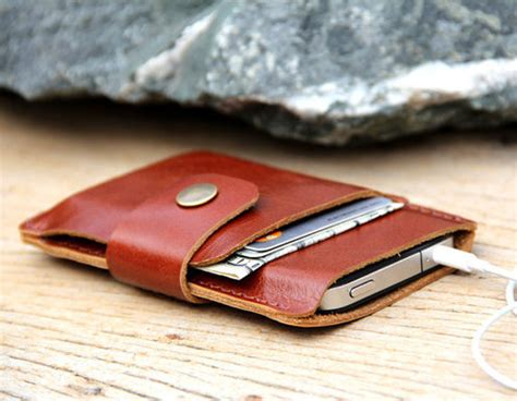 How To Make A Handmade Wallet - best diy gifts for him the idea room
