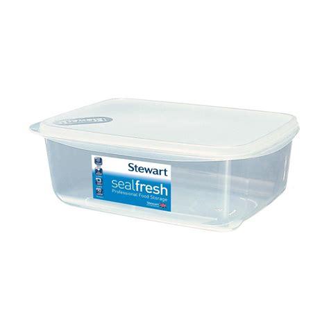 Rectangular Storange Container 370ml sealfresh rectangular storage container 2 25l noble express