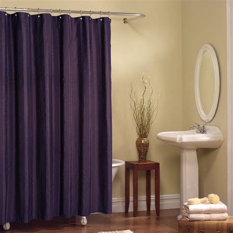 Longer Shower Curtains by Shower Curtains For Walk In Showers Curtain