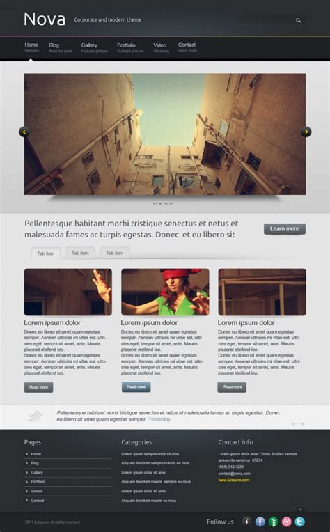 Html Template Fotolip Com Rich Image And Wallpaper Templates Html