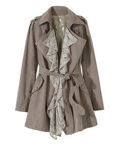 Cropped Trench Coats Stylecrazy A Fashion Diary 2 by Newport News Fashion On Wedge Heels Tutu
