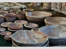 Native American Pottery in Cherokee, NC - Bearmeat's ... Indian