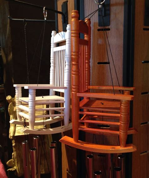 rocking chair wind chimes cracker barrel cracker barrel