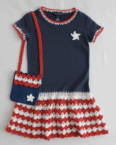 t shirt purse pattern patriotic t shirt dress and purse crochet patterns