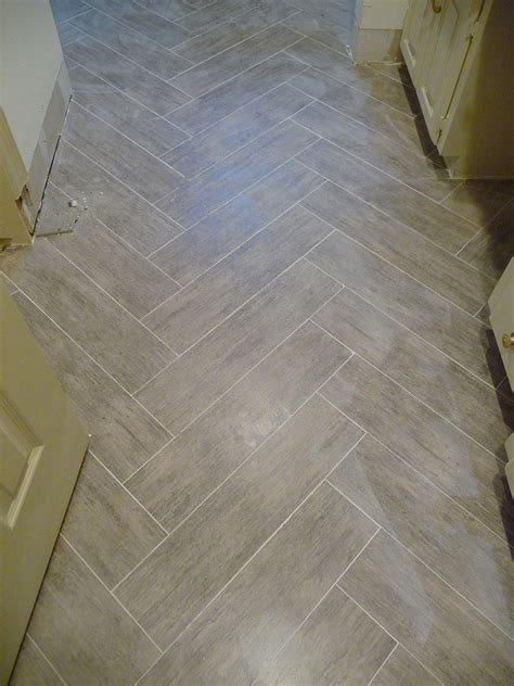 wood pattern porcelain floor tile master bath the floor that almost sent me over the edge