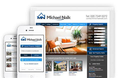 home design websites uk responsive mobile website design for apple android big