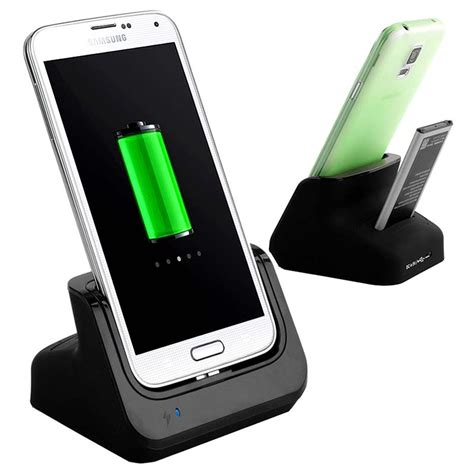 samsung galaxy s5 charger samsung galaxy s5 2 in 1 desktop charger black